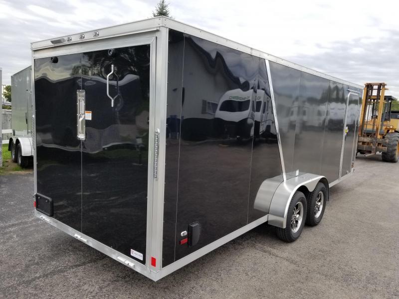 2019 Amera-Lite 7x25 Snowmobile Trailer