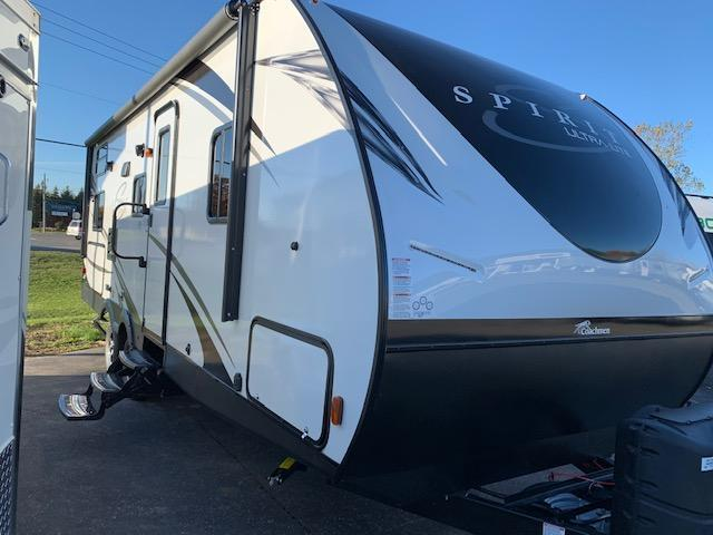2019 Coachmen Spirit 2454BH Travel Trailer