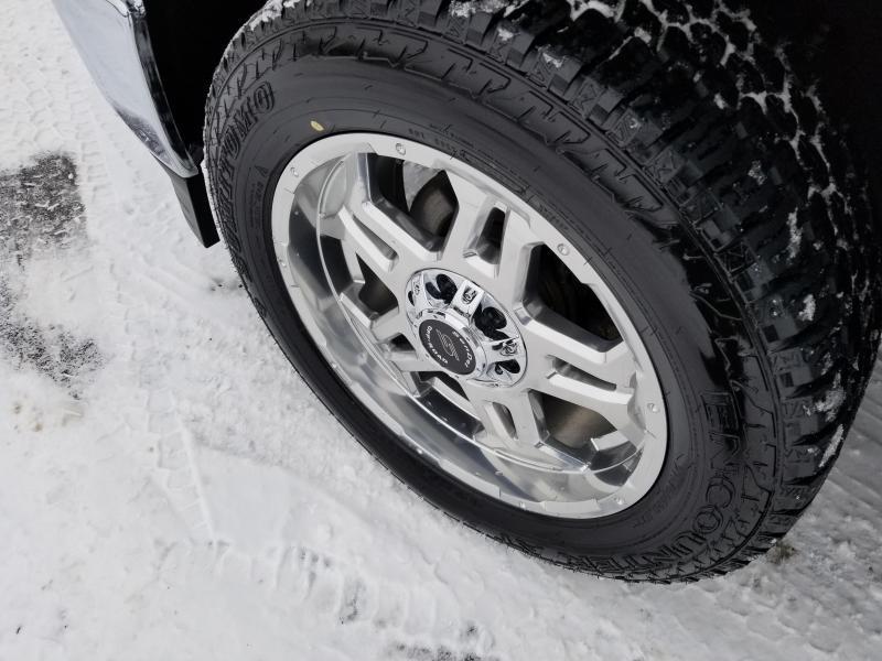 2014 Chevrolet Silverado 1500 LT2 4x4 Truck