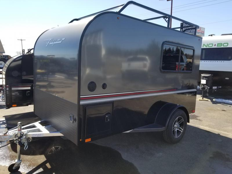 2018 InTech RV FLYER EXPLORER Toy Hauler