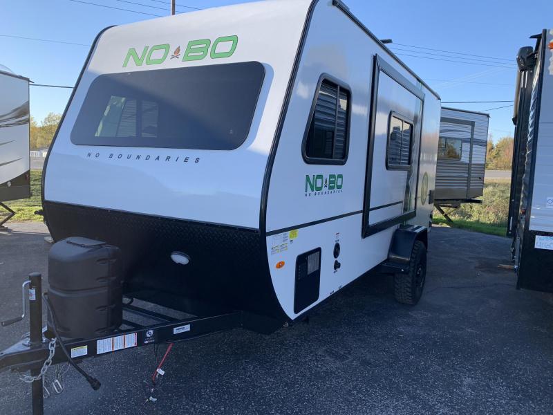 2019 Forest River NO-BOUNDARIES 16.8 Travel Trailer