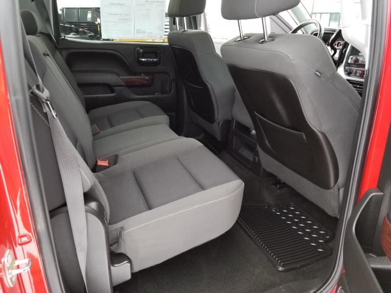 2014 GMC Sierra 1500 4x4 SLE 4dr Crew Cab 6.5 ft. SB