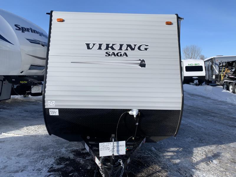 2019 Viking RV 16SFB Travel Trailer
