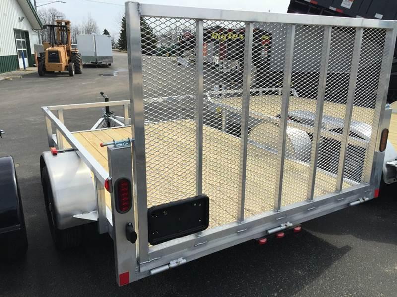 2018 Continental Cargo 6.5 X 10 Utility Trailer
