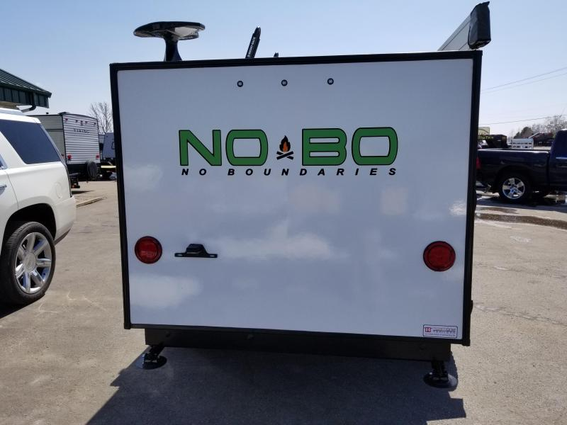 2019 Forest River Inc. No-Bo 10.5 Travel Trailer