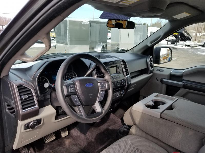 2015 Ford F-150 SUPER CREW Truck