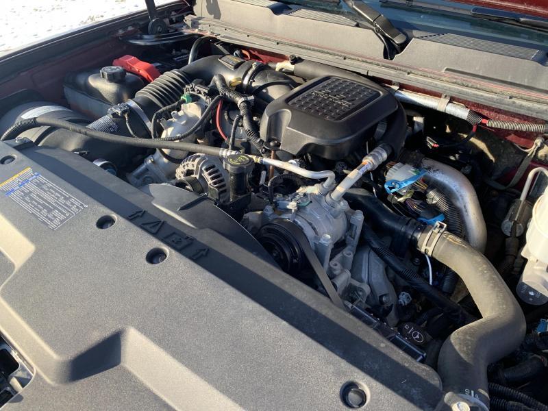 2009 Chevrolet SILVERADO 2500HD CREW CAB 4X4 Truck