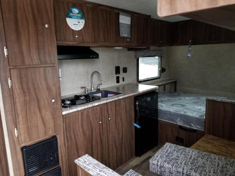 2018 Viking RV 16 SFB Travel Trailer