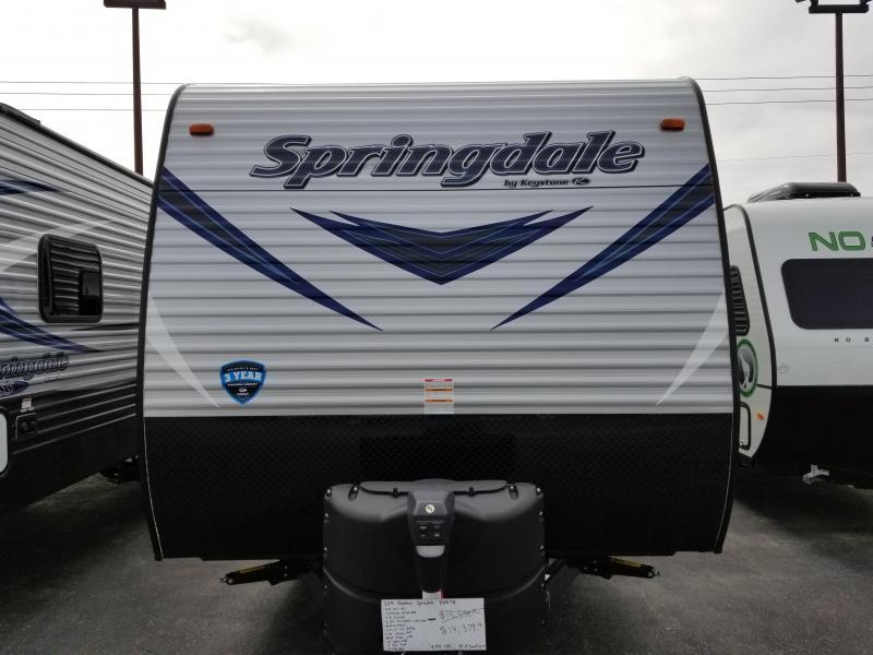2019 Keystone Springdale 2600TB Travel Trailer