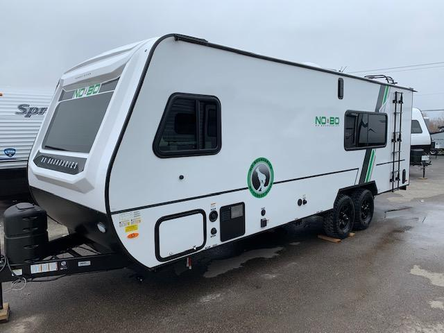 2020 Forest River Inc  No-Boundaries 19 1 Toy Hauler | Team