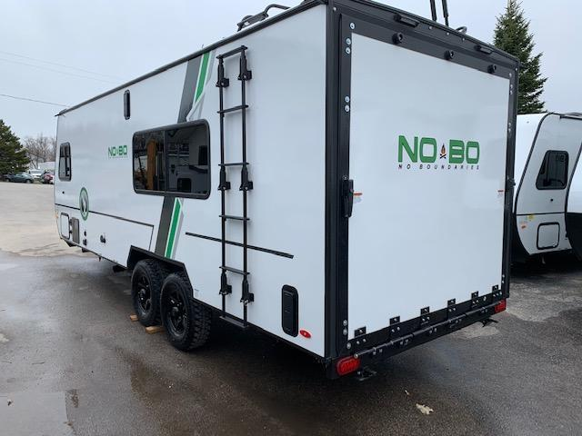 2020 Forest River Inc. No-Boundaries 19.1 Toy Hauler