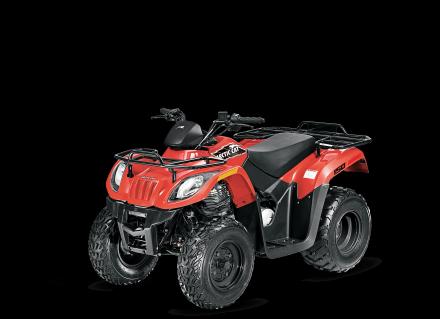 2015 ARCTIC CAT 150 YOUTH ATV