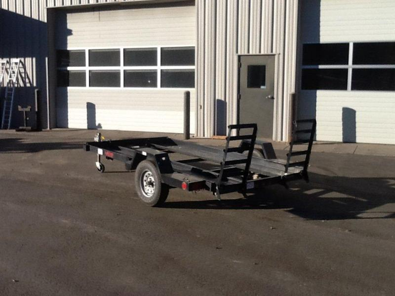 2013 Echo Trailers EUTV 10-13 ATV Trailer