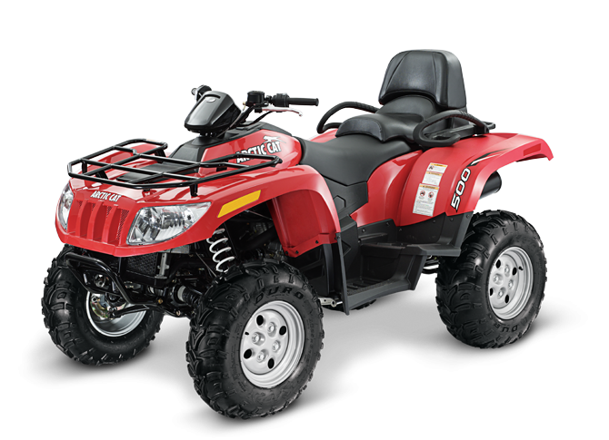 2013 ARCTIC CAT 500 TRV