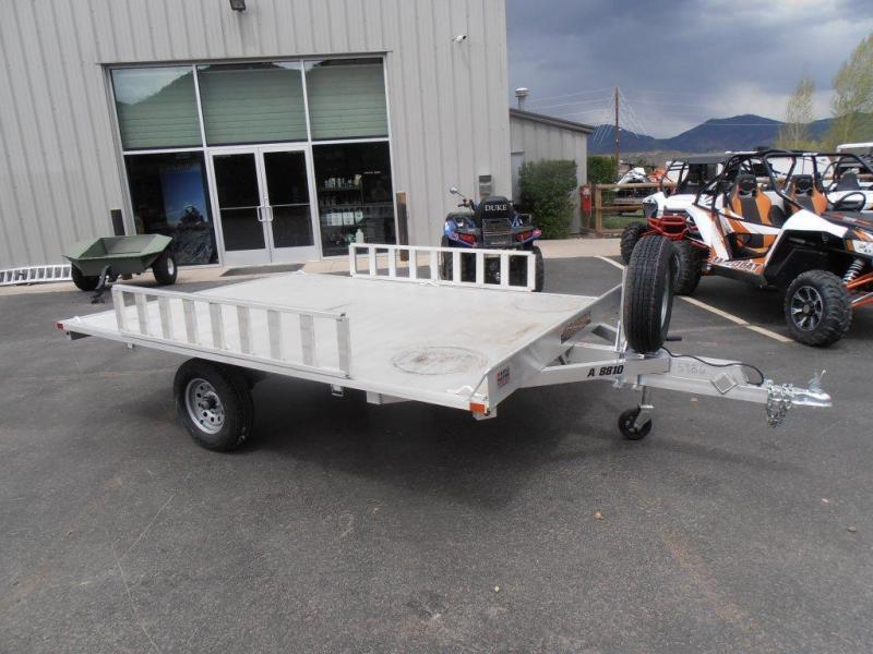 2015 Aluma A8810 2 PLACE SIDE LOAD ATV Trailer