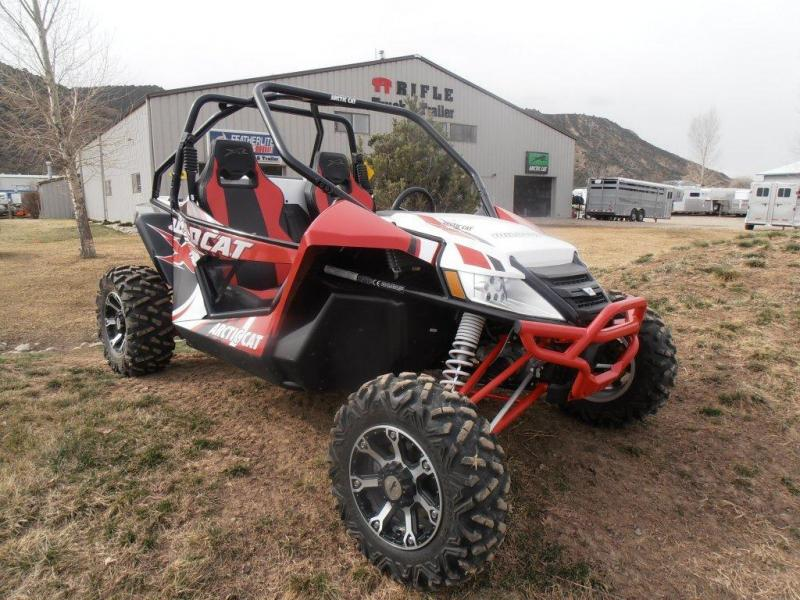2014 ARCTIC CAT WILDCAT X 1000