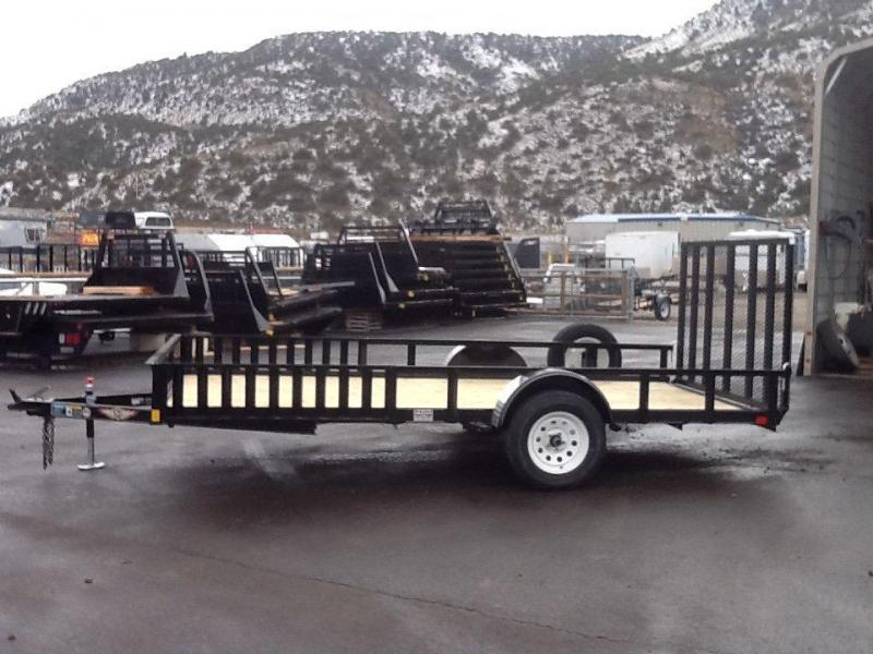 2015 H and H Trailer 8.5X14 ATV Trailer