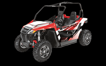 2015 Other ARCTIC CAT WILDCAT TRAIL LIMITED