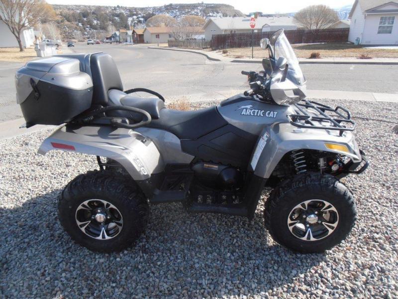 2013 Arctic Cat 550 TRV limited