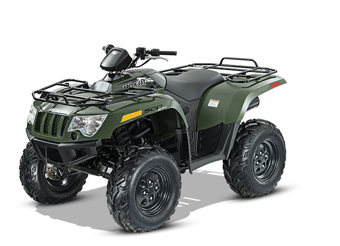 2014 ARCTIC CAT 500 ATV