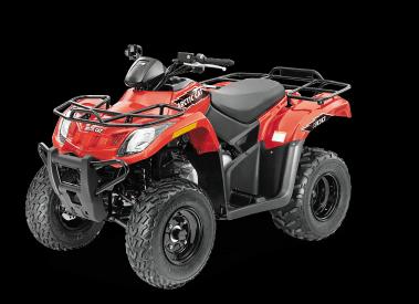 2015 ARCTIC CAT 300 RECREATION ATV