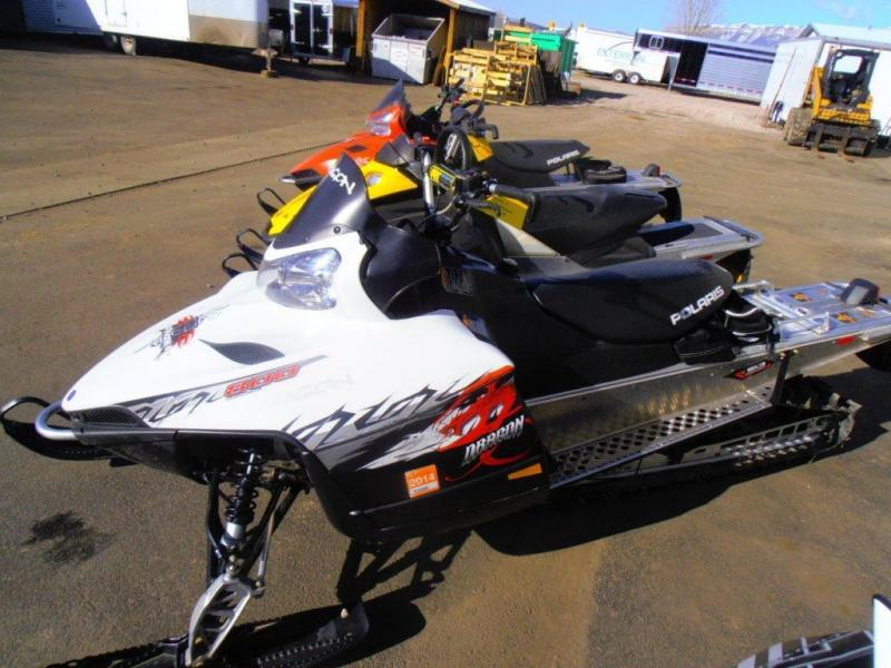 2009 Other Arctic Cat POLARIS DRAGON 800