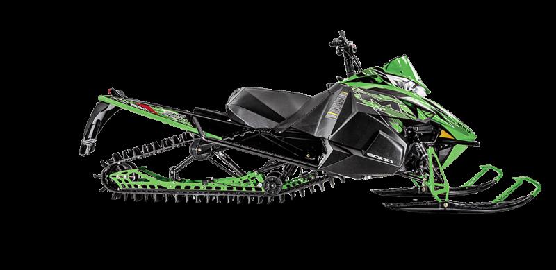 2015 ARCTIC CAT M8000 153 ATV Trailer