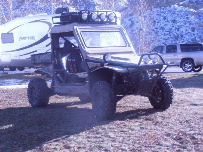 2009 Arctic Cat SUV