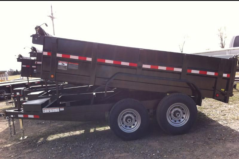 Elite 7 x 14 14K Dump Trailer in Ashburn, VA