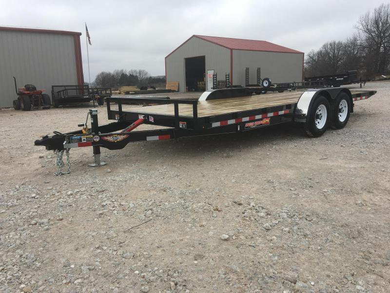 2019 H and H Trailer Max Speed Loader Equipment Trailer in Omaha, AR