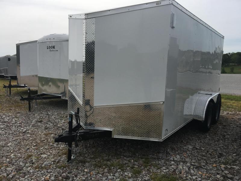 2019 Ozark Branded Enclosed Cargo Trailer