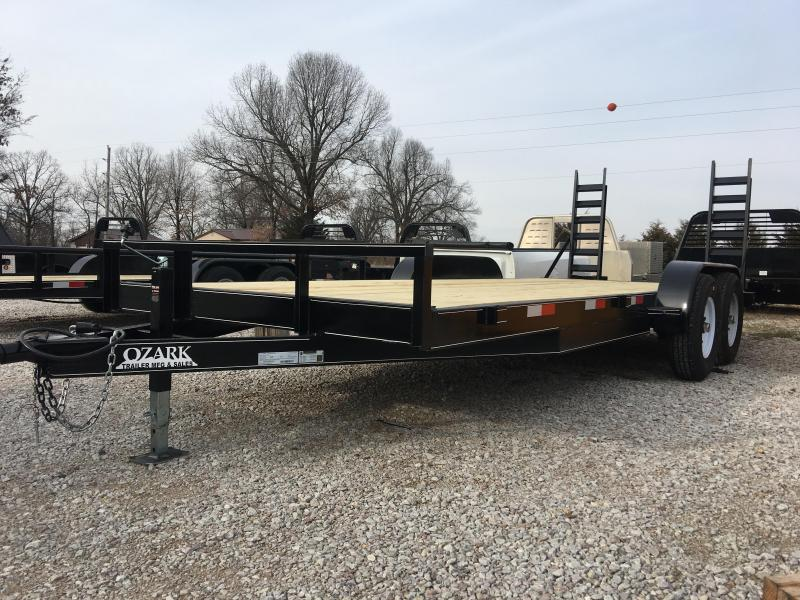 Ozark 82 x 14 14K Preferred Equipment Trailer in Norfork, AR