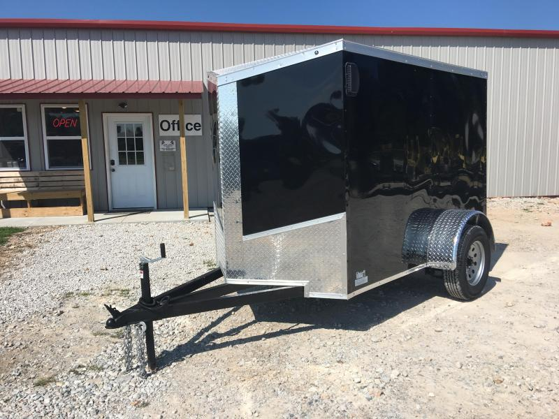 Ozark 5 X 8 5.5' Height Enclosed Cargo Trailer