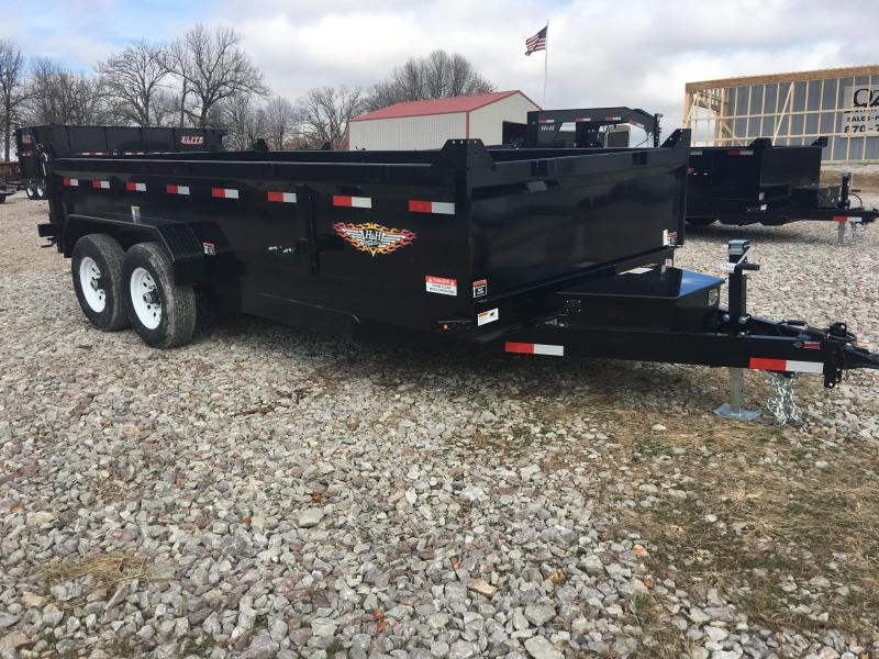Elite 7 x 16 14K Dump Trailer in Ashburn, VA