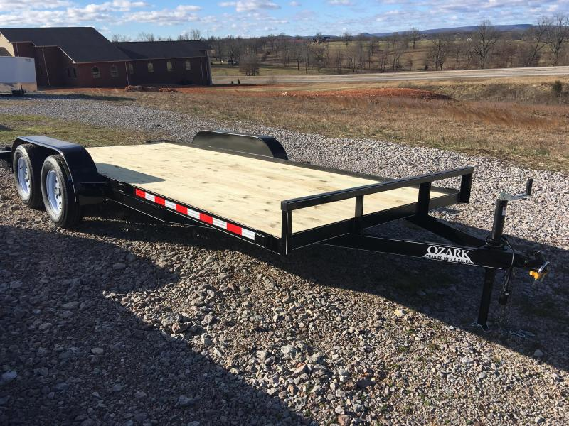 Ozark 82 x 18 7K Preferred Low Pro in Norfork, AR