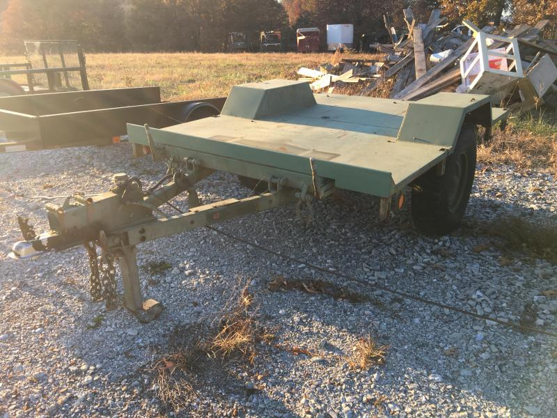 6x8 7K Equipment Trailer in Gamaliel, AR