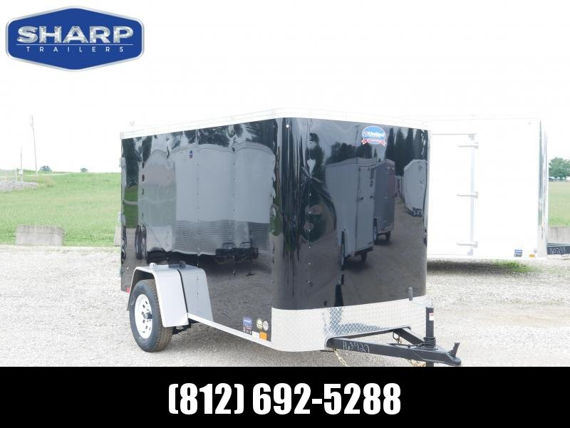 2019 United Trailers XLE 6X12SA30-S Enclosed Cargo Trailer in Ashburn, VA