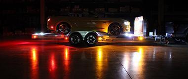 2020 Aluma 8220H Tilt Car / Racing Trailer