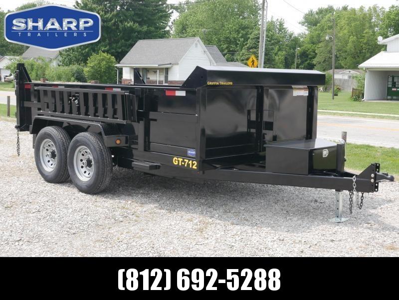 2019 Griffin LMD8312TA60 Dump Trailer in Ashburn, VA