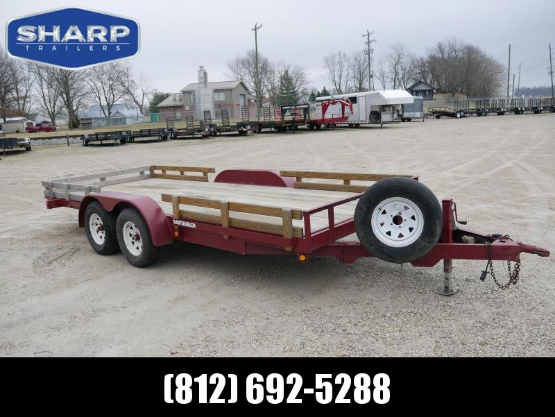 2001 Other HHT 18 Utility Trailer in Ashburn, VA