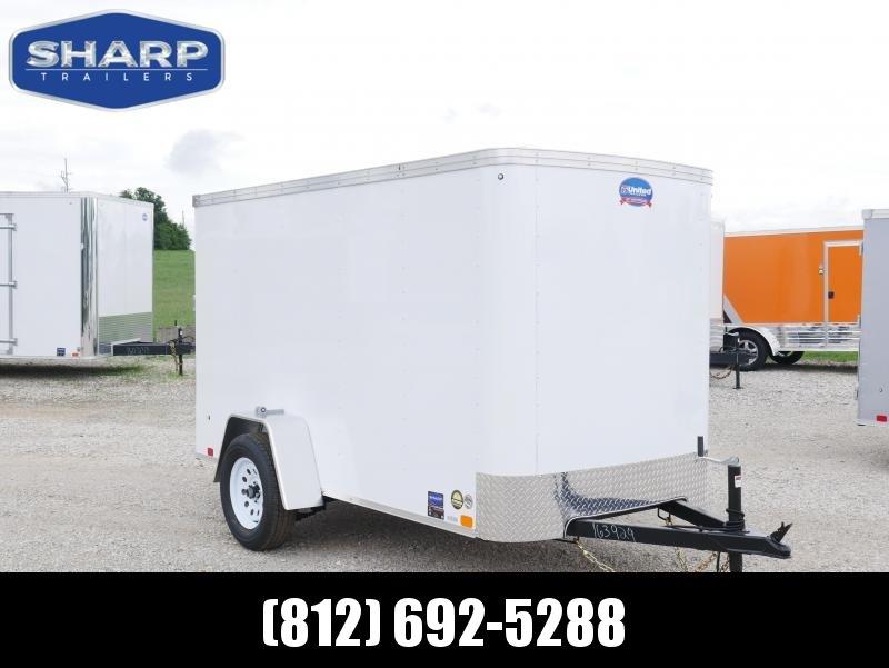 2019 United Trailers XLE 5X10SA30-S Enclosed Cargo Trailer in Ashburn, VA