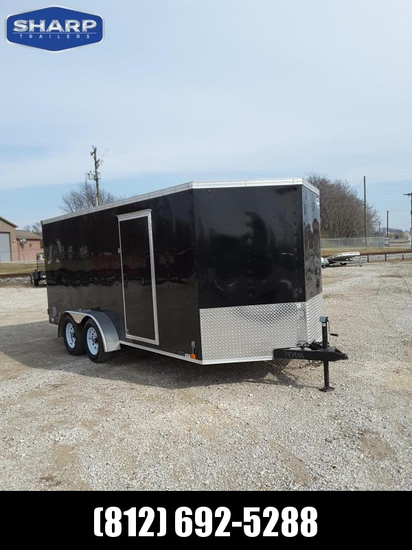 2018 United Trailers XLV 7X14TA35 Enclosed Cargo Trailer