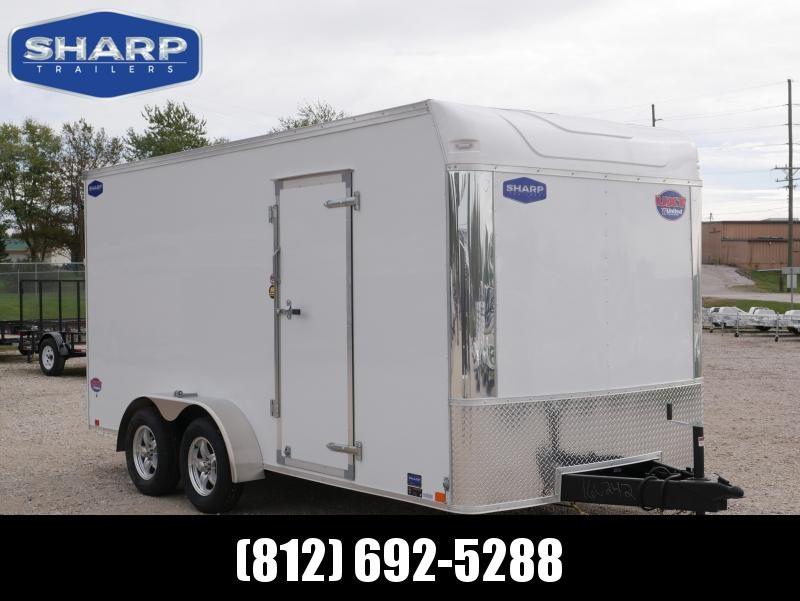 2019 United Trailers UXT 7X14TA35 Enclosed Cargo Trailer in Ashburn, VA