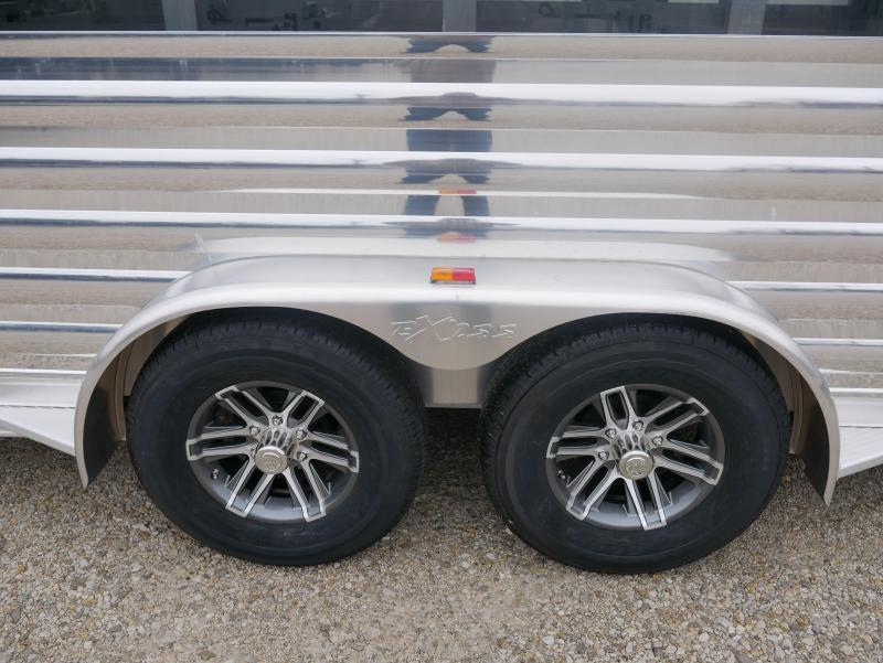 2019 Exiss Trailers Exhibitor 720A BP Livestock Trailer