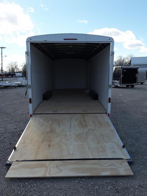 2019 United Trailers ULT 8.5X20TA50-S Enclosed Cargo Trailer