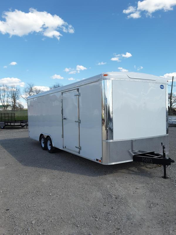 2019 United Trailers ULT 8.5X20TA50-S Enclosed Cargo Trailer