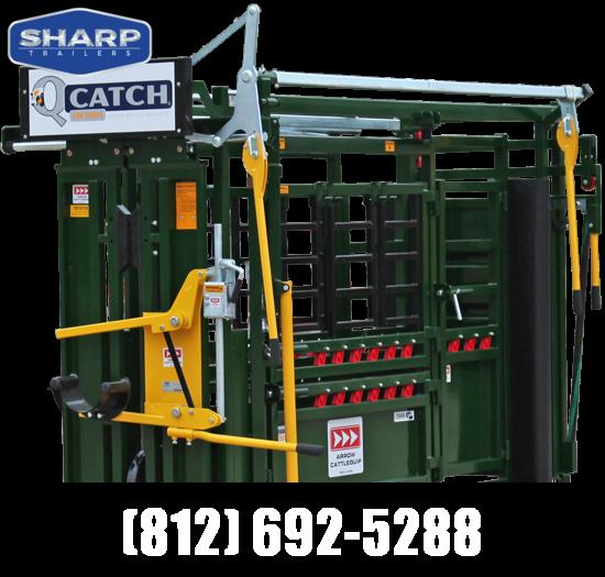 2017 Arrowquip Q Catch 8600V Farm / Ranch