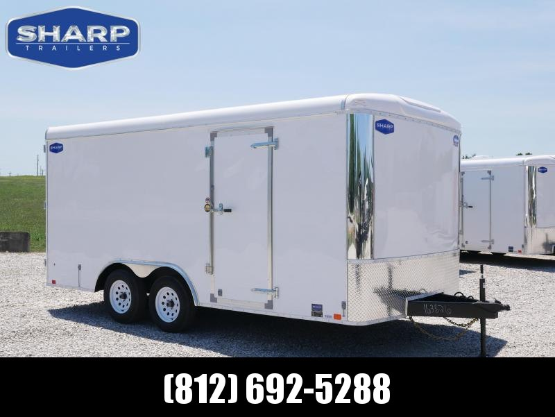 2019 United Trailers ULT 8.5X16TA35 Enclosed Cargo Trailer in Ashburn, VA