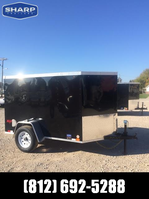 2019 United Trailers XLV 5X8SA30 Enclosed Cargo Trailer