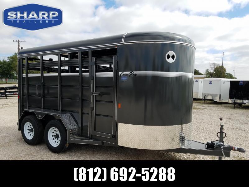 2019 CornPro Trailers SB 14 6S Livestock Trailer in Ashburn, VA